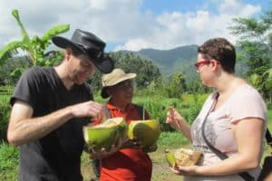 Bali Bike Tours - Refreshment