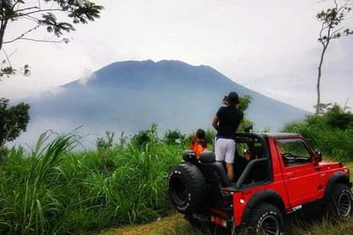 Bali Off-Road 4WD Adventure Tours