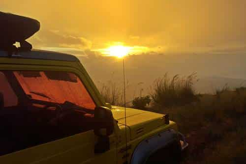 Bali Off-Road 4WD Sunrise Tours