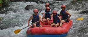 Bali White Water Rafting Adventure Tours - Header Image 230417