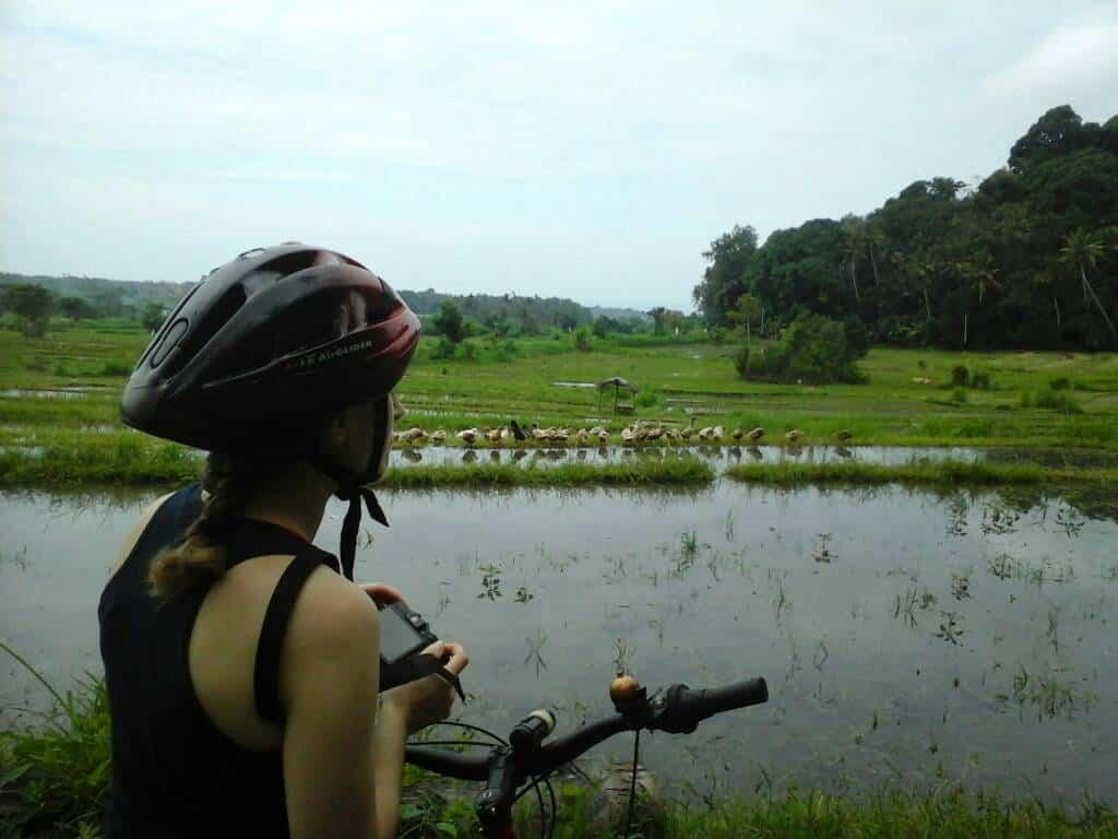 Bali Countryside Cycling Tour Bali Off Road Tours
